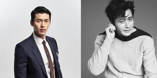 玄彬(左)和张东健(发行商提供)
