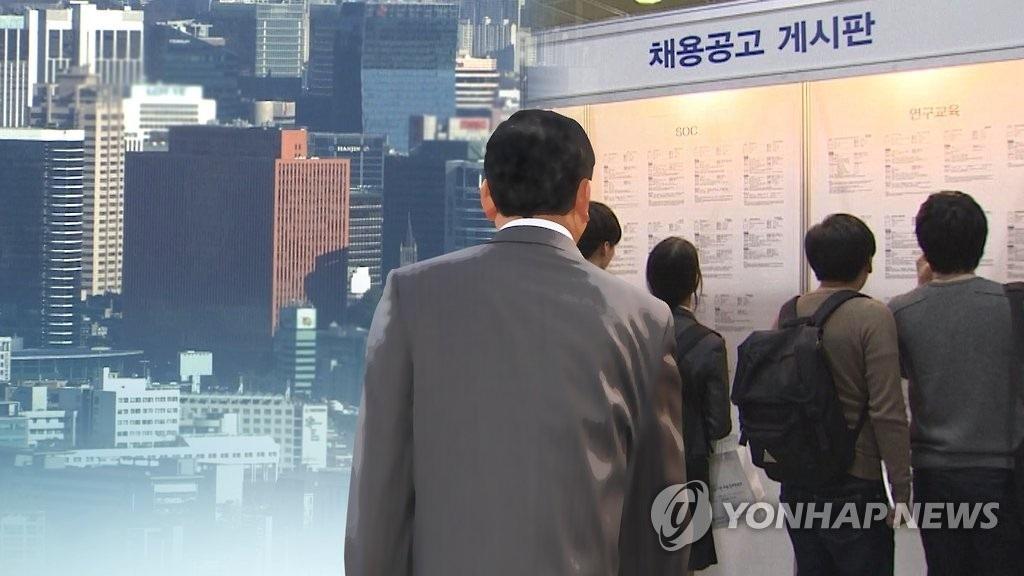 调查:韩大学生最向往的入职单位平均年薪近60万 - 1