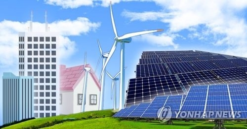 韩争取新能源发电占比2030年达20% - 1