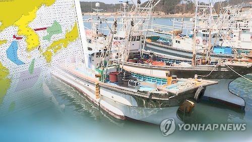 韩日渔业谈判呈长期化致釜山渔业受损严重 - 1