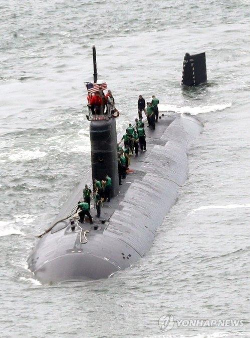 韩军改口对造核潜艇持积极态度