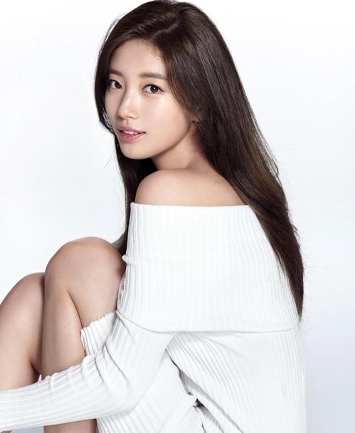 秀智(韩联社/JYP娱乐提供)