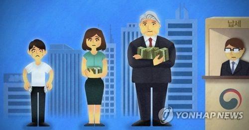 """韩国增税""""劫富济贫"""" 企业税率最高25% - 1"""