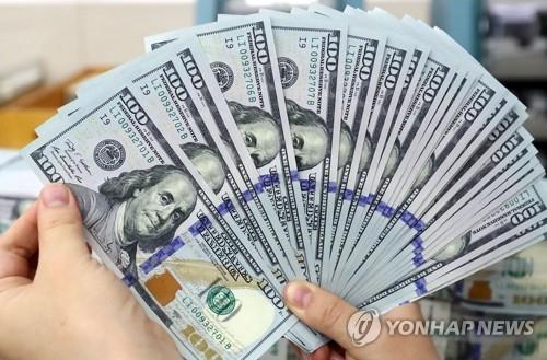 韩7月外储近3838亿美元再刷历史新高 - 1