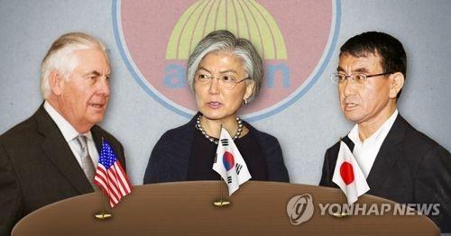 韩美日外长会晤商讨对朝政策 - 2