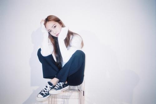 歌手Jessica(Coridel娱乐提供)