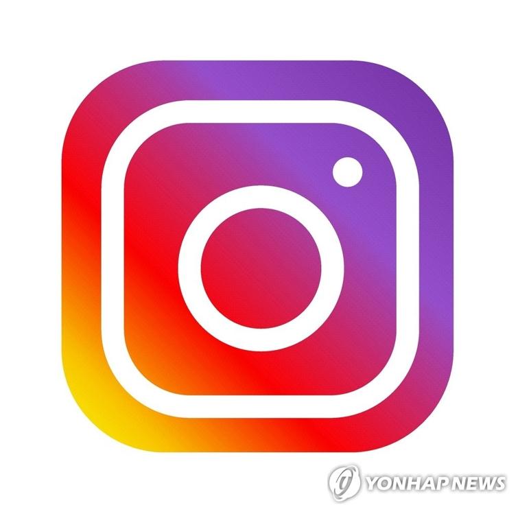 Instagram标志(韩联社/pixabay提供)