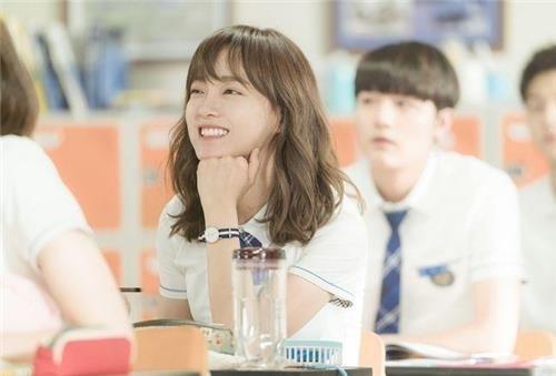 韩剧《学校2017》剧照(KBS电视台官网图片)