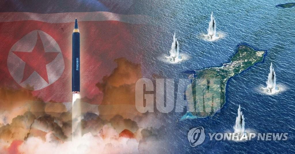 韩国防部:韩美已做好准备防范朝炮击关岛 - 1