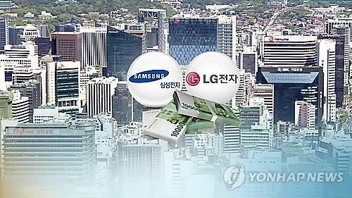 三星LG今年研发投入有望创新高 - 1