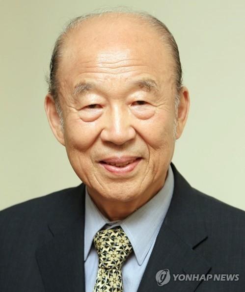 韩国红十字会新任会长朴庚绪(韩联社)