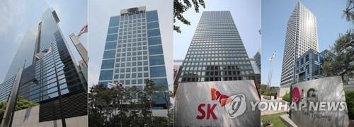 调查:韩30大企业集团上半年投资同比增28% - 1