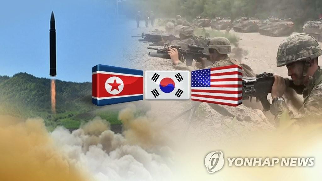 朝鲜谴责韩美军演:将以报复和惩罚回击 - 1