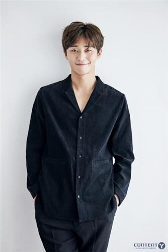演员朴叙俊(韩联社/经纪公司提供)