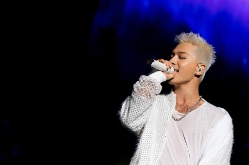BIGBANG太阳(YG娱乐提供)