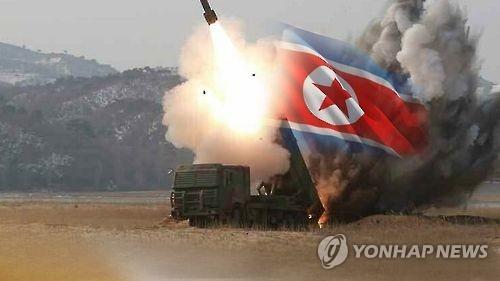 详讯:韩军研判朝鲜所射系短程弹道导弹 - 1