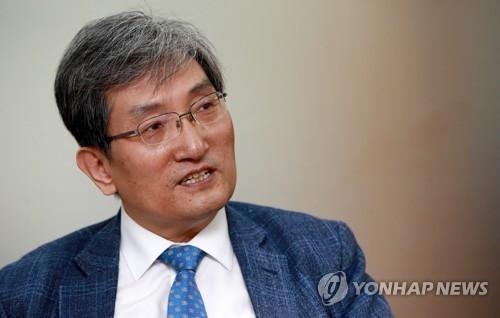 韩国驻华大使被提名人卢英敏(韩联社)
