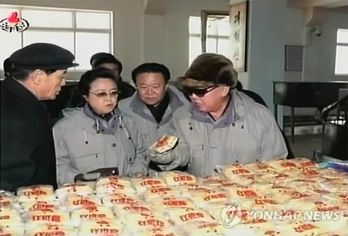 韩情报机构:金正恩姑姑金敬姬在平壤郊区疗养