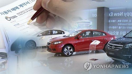 韩五大整车厂商8月全球业绩低迷
