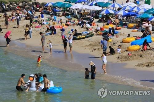 调查:韩两成上班族无法休年假 平均休假5.9天 - 1
