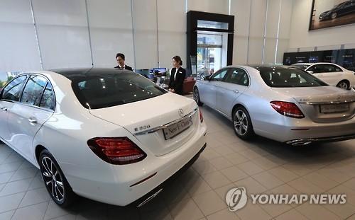 奔驰连续三月登顶韩国进口车品牌销量榜 - 1