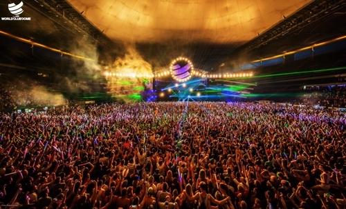 World Club Dome现场照(韩国观光公社提供)