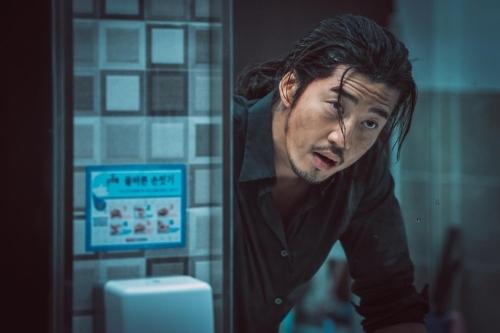演员尹启相(韩联社/MEGABOX提供)