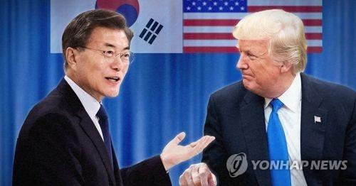 韩美元首将在纽约会晤商讨朝核问题 - 1