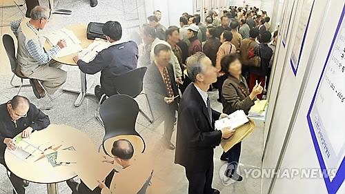 调查:韩上班族预期退休年龄为50.2岁 - 1