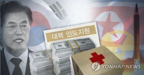简讯:韩政府决定通过国际组织对朝提供人道援助 - 1