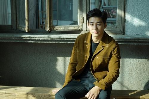 资料图片:演员尹继尚(韩联社/MegaBox Plus M提供)
