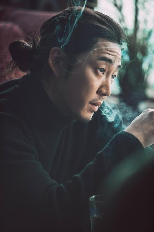 《犯罪都市》中的尹继尚(韩联社/MegaBox Plus M提供)