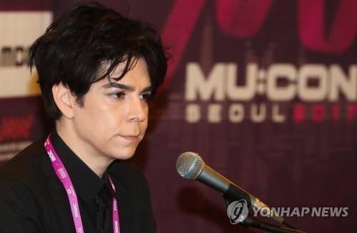国际金牌音乐制作人费尔南多·加里贝(韩联社)