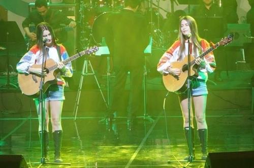资料图片:去年的旅韩外国人歌唱节决赛现场(韩联社/MAMF组委会提供)