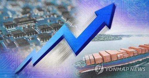 韩国9月出口551.3亿美元创历史新高 - 1