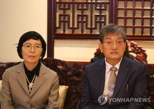 韩驻华大使:萨德矛盾不能放任自流