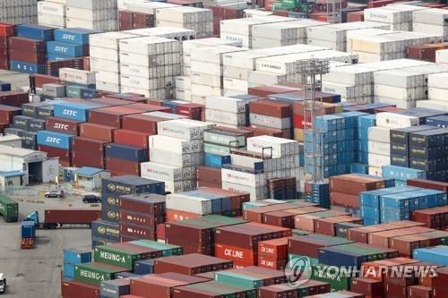 统计:韩对华农业食品出口时隔半年回升 - 1