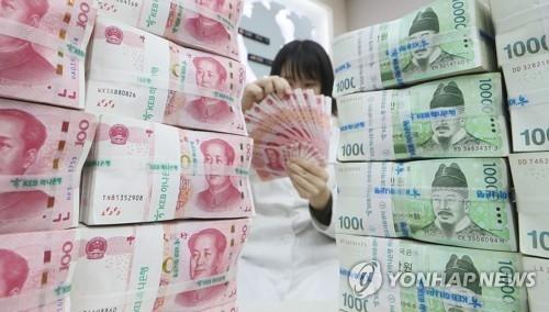 韩各党欢迎韩中续签换币协议 - 1