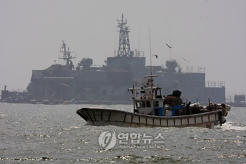 韩中黄海海洋环境联合调查将启动 - 1