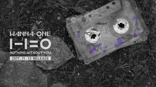男团Wanna One回归预告照(YMC娱乐提供)