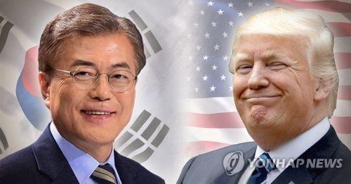 详讯:韩美元首11月7日在首尔举行会谈 - 1