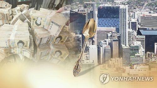 统计:韩4.6万未成年人近8年人均获赠66万元家产 - 1