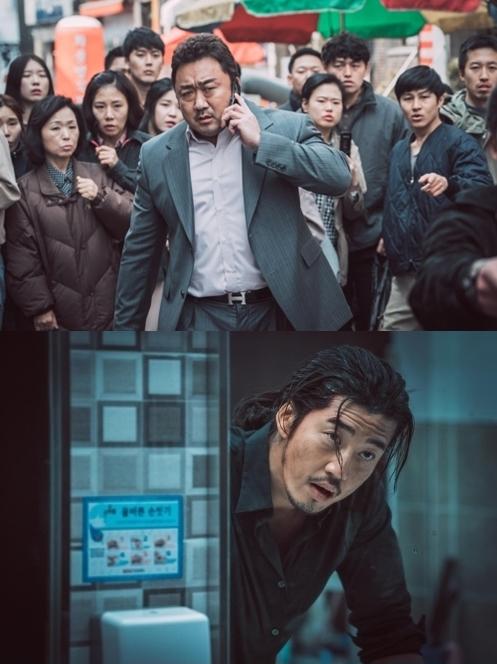 韩国票房:《犯罪都市》连续12天领跑票房