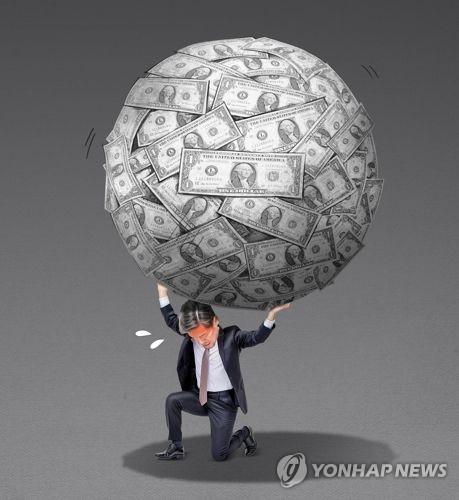 韩政府推家庭负债新政严控贷款买房 - 1