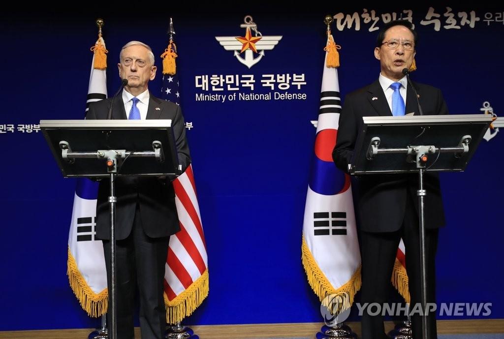 韩美商定增派战略武器应对朝核挑衅 - 2