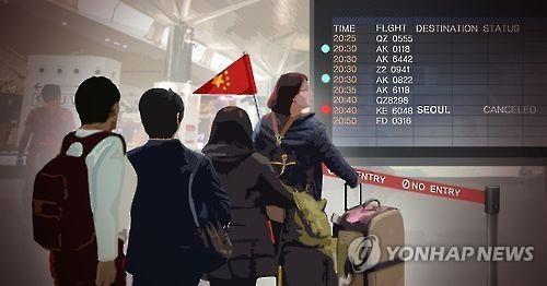 韩中11月交流频密 限团游成风向标 - 1