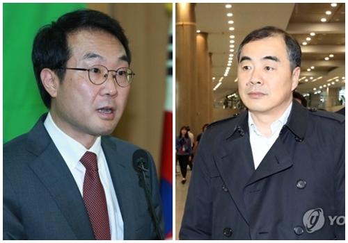 朝核六方会谈韩中团长今将会晤商讨朝核问题
