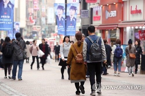 调查:自由行访韩游客逾五成奔韩流而来 - 1