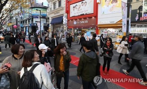 韩中涉萨矛盾调解:韩流通业加大对华营销力度 - 1