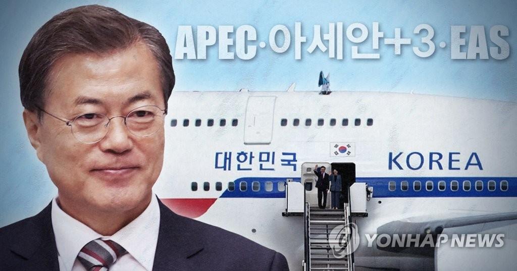 韩青瓦台:拟将韩东盟贸易额4年内提升至2千亿美元 - 2